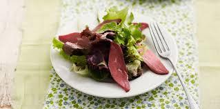 cuisine landaise salade landaise facile et pas cher recette sur cuisine actuelle