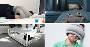 10 of the best solutions for having a nap at work contemporist