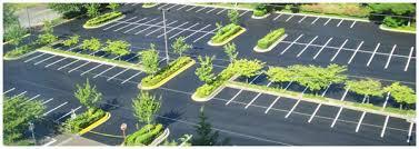 design standards for parking lot striping in florida