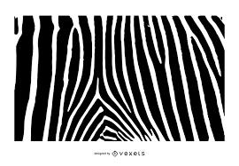 zebra print vector download