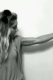 inner arm bicep psalm 139 14 fearfully and wonderfully