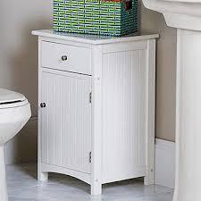 fingerhut hamptons bathroom floor standing storage cabinet
