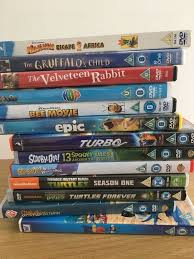 13 children u0027s dvds bee movie rio madagascar 2 epic tmnt