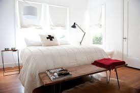 Benches At End Of Bed by 20 Designs That Prove Hairpin Legs Can Look Great On Anything