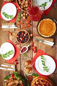 here s how 11 decorated their thanksgiving tables