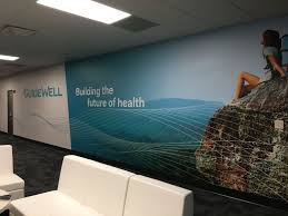 every blank wall is in the eye of the beholder guidewell wall mural
