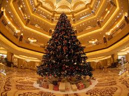 top ten jaw dropping christmas trees in the world with