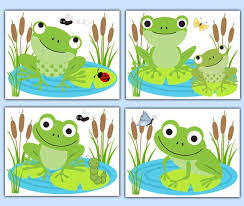 Frog Nursery Decor 54 Best Frog Wall Decor Images On Pinterest Babies Nursery Baby