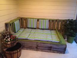 Pallet Indoor Furniture Ideas Outdoor Pallet Couch Outdoor Pallet Couch Pinterest Outdoor