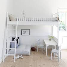 Bunk Bed For Small Room 17 Marvelous Space Saving Loft Bed Designs Which Are Ideal For