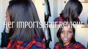 hair imports hair review imports hair malaysian