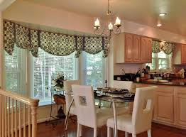 bay window kitchen ideas ideas of window treatments for bay windows in dining room caruba