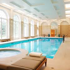 brighter indoor pool for large swimming part of swimming pool