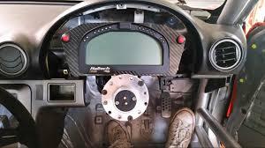 custom nissan 240sx s13 racepak u2013 custom cluster development