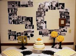 50th anniversary ideas on a budget gallery of 50th