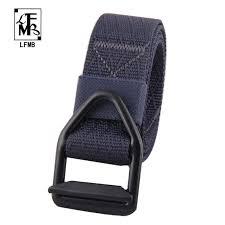 allergic to belt buckle lfmb new fashion belt men allergic travel lightweight belt