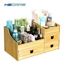 aliexpress com buy hecare folding wooden drawers storage box
