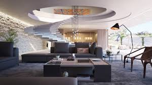 Modern Home Design Concepts Superhouse Concept By Magnus Strom Is Modern Lap Of Luxury