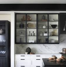 two tone kitchen cabinets with black countertops 21 black kitchen cabinet ideas black cabinetry and cupboards