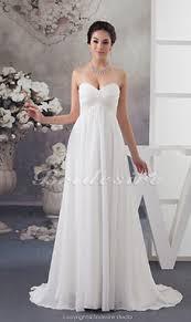 a linie herzausschnitt sweep pinsel zug chiffon brautkleid mit ruschen p782 bridesire etui linie gerade geschnittene brautkleider 2017