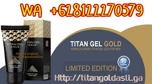 agen resmi titan gel gold di indonesia agen resmi titan gel gold