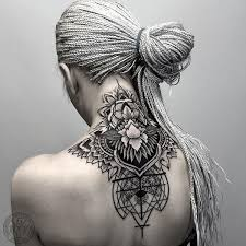 best 25 neck tattoos women ideas on pinterest neck tattoos for
