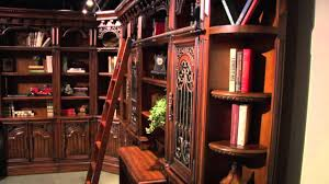 library furniture for home office furniture home library parker house furniture youtube