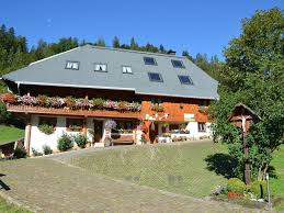 Farm Houses Freiburg Southern Black Forest Schauinsland Hofsgrund Farm