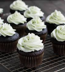 whipped peppermint frosting the merchant baker