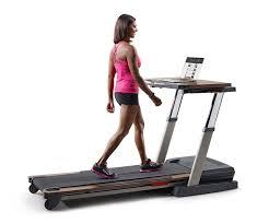 Standing Treadmill Desk by Nordictrack Treadmill Desk Platinum Nordictrack Com