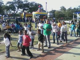 community partners international family day in the park