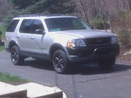 Ford Explorer Rims - black rims ford explorer and ford ranger forums serious