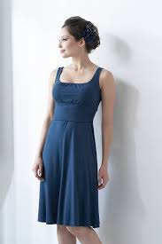nursing dress mothers en vogue sleeveless juliet nursing dress stargaze blue
