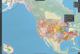 Maps Of Alaska by The National Geologic Map Database Waml Information Bulletin