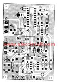 layout pcb inverter how to build the 200 watts home inverter projects eleccircuit com