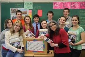 high school class history students from easthton high school history class win state we