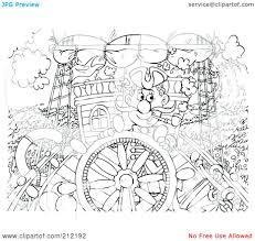 roller coaster coloring pictures color pages minecraft