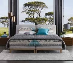 Domayne Bed Frames Oslo Molmic