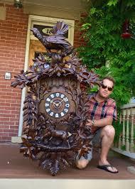 Black Forest Home Decor Cuckoo Clocks For Sale