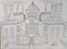 willy wonka u0027s chocolate factory by lewisdaviespictures on deviantart