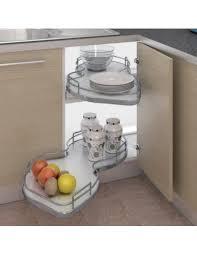 kitchen corner cupboard storage solutions uk nuvola 1000 500mm grey kitchen corner pull out storage