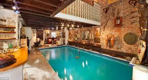 living room in mansion the 10million manhattan mansion with a 30 000 gallon swimming