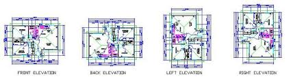 small house plan elevations u2014 learn rich
