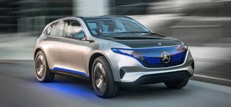suv benz mercedes announces new all electric brand u0027eq u0027 unveils suv with