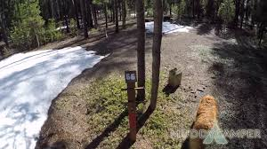 crane prairie campground walk through youtube