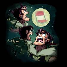 Three Wolf Moon Shirt Meme - three beowulf moon skullgirls know your meme