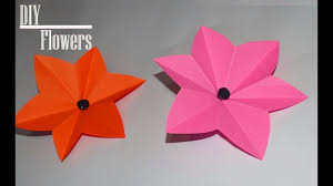origami flower easy paper flower 2017 easy step paper craft