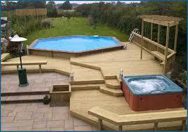 above ground pool deck design u2013 bullyfreeworld com