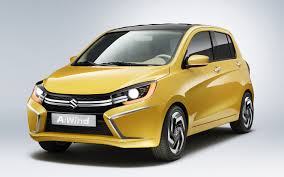 indian made cars new suzuki a wind concept yl7 hatch unveiled in thailand india