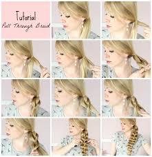 Dirndl Frisuren Selber Machen Einfach by Einfache Frisuren Ohne Flechten Frisuren Mittellang